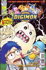 Digimon 11 Comics