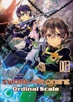 Sword Art Online - Ordinal Scale 3