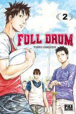 Full drum T.2 Manga