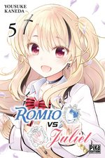 Romio vs Juliet # 5