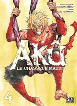Akû le Chasseur Maudit 4 Manga