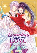 Legendary Love 6 Manga