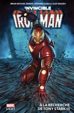 Marvel legacy - Iron man # 1