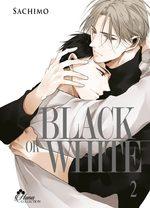 Black or White # 2