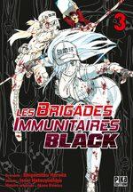 Les Brigades Immunitaires Black 3 Manga