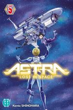 Astra - Lost in space T.5 Manga