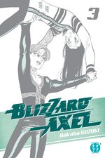Blizzard axel 3 Manga