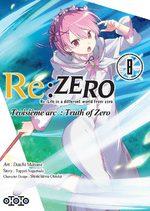 Re:Zero - Re:Life in a different world from zero - Troisième arc : Truth of Zero # 8