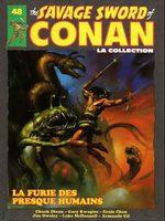 The Savage Sword of Conan 48