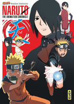 Naruto : The animation chronicle 1 Artbook