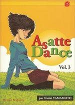Asatte Dance 3 Manga