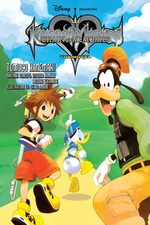 Kingdom Hearts Chain of Memories 1
