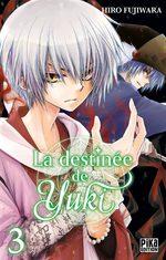 La destinée de Yuki T.3 Manga