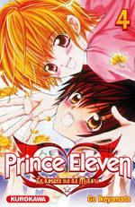 Prince Eleven 4 Manga