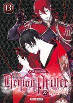 The Demon Prince & Momochi 13 Manga