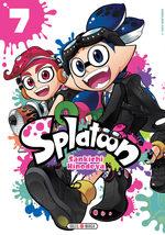 Splatoon 7 Manga