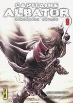Capitaine Albator : Dimension voyage 9 Manga