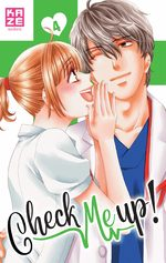 Check Me Up! 4 Manga