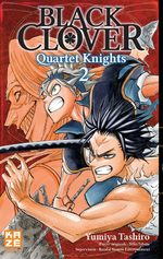 Black Clover - Quartet knights 2