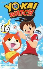 Yo-kai watch # 16