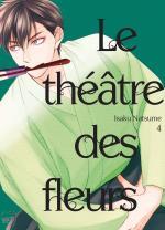Le théâtre des fleurs 4 Manga