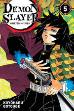 Demon slayer 5 Manga