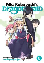Miss Kobayashi's Dragon Maid 6