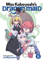Miss Kobayashi's Dragon Maid 8