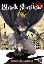 Black Shadow 1 Manga