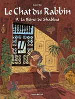 Le chat du rabbin # 9