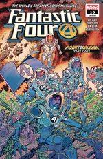 Fantastic Four 15 Comics