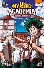 My hero academia - Les dossiers secrets de UA 3