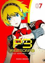 Persona 3 7 Manga