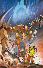 Dragonero aventures 2 BD