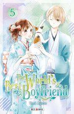 The World's Best Boyfriend 5 Manga
