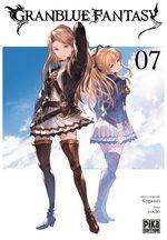 Granblue Fantasy   7 Manga