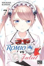 Romio vs Juliet # 7