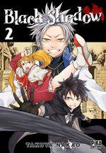 Black Shadow 2 Manga