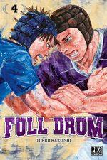 Full drum 4 Manga
