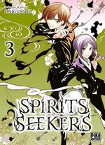Spirits seekers # 3
