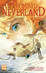 The promised Neverland 12 Manga