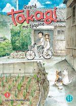 Quand Takagi me taquine 3 Manga