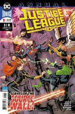Justice League 1 Comics
