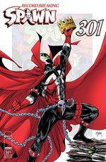 Spawn 301 Comics