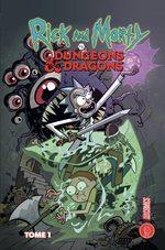 Rick & Morty VS. Dungeons & Dragons # 1