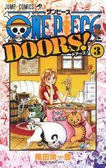 One Piece Doors 3 Fanbook
