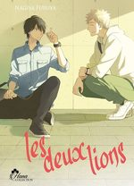 Les deux Lions Manga