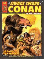 The Savage Sword of Conan 53