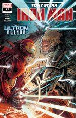 Tony Stark - Iron Man # 17