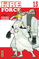 Fire force 13